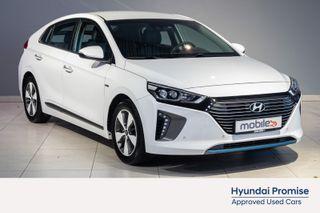 Hyundai IONIQ Teknikk , SKINNSETER,  2017, 39619 km, kr 204900,-