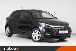 Hyundai i20 1,0 T-GDI 100HK Teknikkpakke Automatgir Bensin -Som Ny!  2020, 5064 km, kr 218900,-