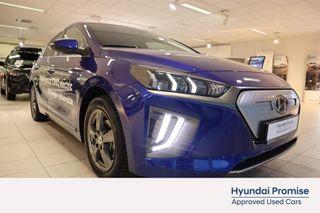 Hyundai IONIQ EV - Premium - Skinn - Bluelink App  2020, 10400 km, kr 299000,-