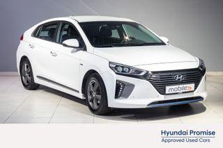 Hyundai IONIQ Teknikk NORSK BIL, NAVI, DAB+, CRUISE, NY SERVICE,  2017, 45750 km, kr 199000,-