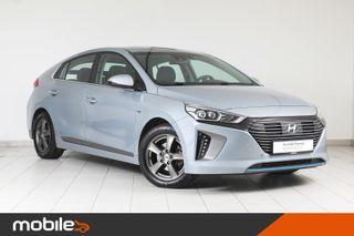 Hyundai IONIQ Hybrid 1,6 141Hk Teknikkpakke m/Skinn -1.Eier! -Må Sees  2017, 37561 km, kr 208900,-