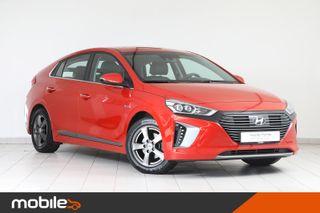 Hyundai IONIQ Hybrid 1,6 141Hk Teknikkpakke m/Skinn -1.Eier! -Må Sees  2017, 32718 km, kr 208900,-