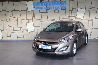 Hyundai i30 1.6  Comfort Automat  2012, 50500 km, kr 129000,-