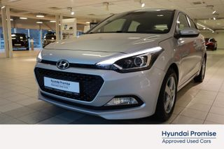 Hyundai i20 1.2  Plusspakke/Ryggekamera/Dab+/Navi  2015, 15700 km, kr 119000,-