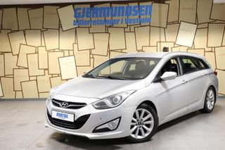 Hyundai i40 1.7  CRDI Comfort, hengerfeste, norsk bil  2011, 265000 km, kr 49000,-