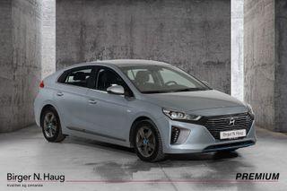 Hyundai IONIQ Teknikk FÅ NED DRIVSTOFFKOSTNADER OG VELG MEG  2017, 44700 km, kr 229900,-