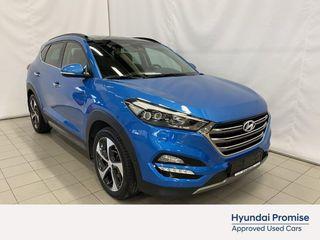 Hyundai Tucson 1.7 Crdi DTC Panorama  2017, 32500 km, kr 289000,-