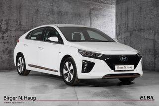 Hyundai IONIQ Teknikk - Skinnseter - Lav km -  2019, 15621 km, kr 259900,-