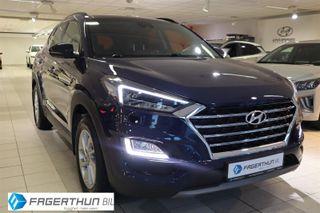 Hyundai Tucson 1.6  CRDI AUT Teknikkpakke/Panorama/El.bakluke  2018, 58400 km, kr 369000,-