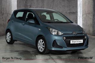 Hyundai i10 1,0 Comfort  2017, 45037 km, kr 129900,-