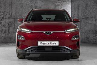 Hyundai Kona Life SATT NED 20 000 I PRIS- 450KM REKKEVIDDE-VÆR RASK  2020, 4000 km, kr 339900,-
