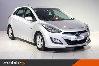 Hyundai i30 1,6 120hk Comfort , EU OK 2022, NY SERVICE,  2013, 58100 km, kr 99000,-