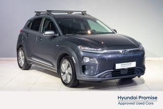 Hyundai Kona 64 kWt Teknikk NORSK BIL, NAVI, DAB+, CRUISE, SKINN,  2019, 24450 km, kr 369000,-