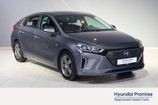 Hyundai IONIQ Teknikk SKINN, NAVI, DAB+, CRUISE, BLUETOOTH, APPLE CAR  2017, 60064 km, kr 204900,-