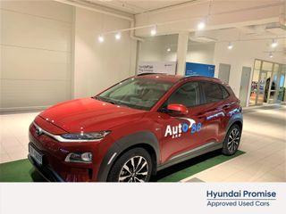 Hyundai Kona 204 HK Premium med skinn 3 fas  2020, 7300 km, kr 389000,-