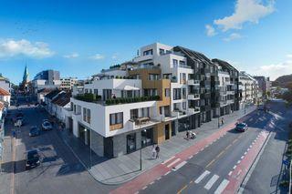 """Byhaven trinn 2 - 54 NYE leiligheter i alle størrelser midt i byen - """"Åpen dag"""" onsdag kl. 15-1700 Påmelding."""