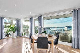 Reise - Lekker og oppgradert 3 roms selveierleilighet med stor balkong, utsikt og parkering i garasje