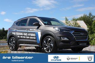 Hyundai Tucson 1.6  CRDI AUT 48V Hybrid Panorama 4x4 Automat Ryggekam+  2020, 10000 km, kr 459000,-