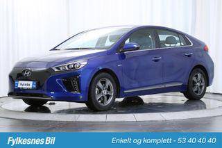Hyundai Ioniq Teknikk Skinn Navi Dab+ Bluetooth  2019, 6500 km, kr 264900,-