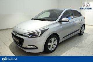 Hyundai i20 1,0 T-GDI Jubileum  2018, 44500 km, kr 159900,-