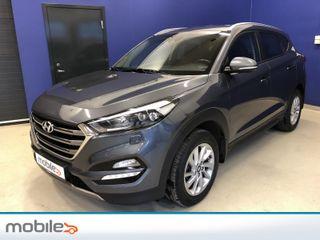 Hyundai Tucson 2,0 CRDi Teknikkpakke 4WD DAB+  2016, 123000 km, kr 249000,-