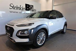 Hyundai Kona 1.0 BENSIN KONA / Teknikkpakke / Skinn / Navi / Krell  2017, 26000 km, kr 209000,-