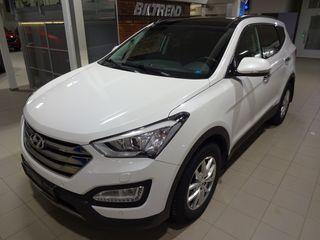 Hyundai Santa Fe 2,2 Crdi 197 Hk Aut Premium Panorama Navi 7 seter Krok  2015, 79000 km, kr 389000,-