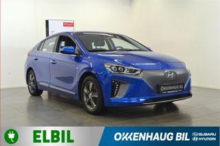 Hyundai Ioniq Teknikk / Norsk bil / Tectyl / Garanti  2017, 30000 km, kr 225000,-