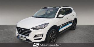 Hyundai Tucson 1.6 CRDI AUT Panorama  2019, 28000 km, kr 349000,-