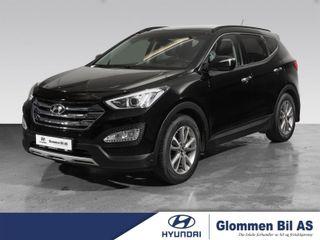Hyundai Santa Fe 2.2 crdi Premium 7-seter  2012, 169000 km, kr 224900,-