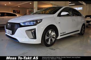 Hyundai Ioniq Teknikk  2019, 9000 km, kr 289000,-