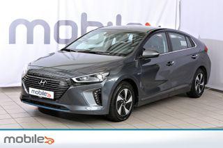 Hyundai Ioniq Teknikk GPS, elsete m/minne, kamera, DAB+, adapt.cruise  2017, 34800 km, kr 179000,-