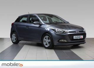 Hyundai i20 1,2 85hk Comfort  2016, 30700 km, kr 129900,-