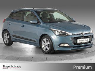 Hyundai i20 1,0 T-GDI Jubileum PRAKTISK SMÅBIL MED ALT UTSTYR!!  2018, 38929 km, kr 144900,-