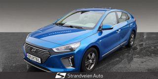 Hyundai Ioniq 1.6  Teknikkpakke med skinn  2017, 49000 km, kr 219000,-