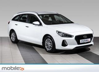 Hyundai i30 1,4 T-GDi Plusspakke aut Navigasjonsystem, ryggekamera.M  2018, 44764 km, kr 249900,-