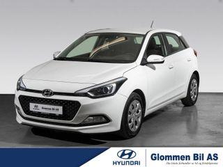 Hyundai i20 1.2  COMFORT, FACELIFT!  2015, 59700 km, kr 104900,-