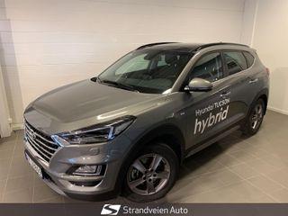 Hyundai Tucson 1.6 CRDI Aut 4x4 Teknikkpakk med skinn/panorama  2019, 8000 km, kr 459000,-