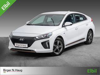 Hyundai Ioniq Teknikk RATTVARMER / ACC / DAB+ / VENTILERTE SKINNSETER  2019, 5200 km, kr 259900,-