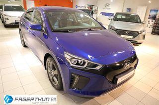 Hyundai Ioniq ELECTRIC - Teknikk m/skinn  2019, 13000 km, kr 259000,-