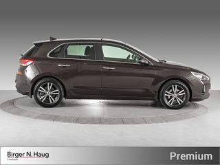 Hyundai i30 1,4 T-GDi Teknikkpakke aut NY SERVICE! KUN 2555 KR/MND!  2018, 26500 km, kr 224900,-