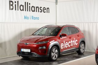 Hyundai Kona Teknikk med Sol og Skinn  2019, 4800 km, kr 359000,-