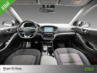 Hyundai Ioniq Teknikk SOM NY, SJEKK KM! LEKKER FARGE OG UTSTYRSLISTE!  2019, 2650 km, kr 259900,-