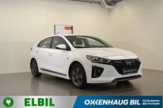 Hyundai Ioniq Teknikk Norsk bil / Skinn / Trådløs lading / El. seter  2019, 6200 km, kr 259000,-