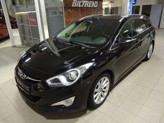Hyundai i40 1,7 Crdi 136 Hk Aut Premium Panorama Skinn Navi Kamera  2012, 129000 km, kr 115000,-