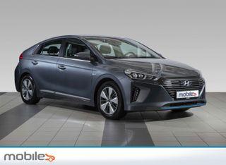 Hyundai Ioniq Plug-in Teknikk Skinn interiør, navigasjon, dab.Mm  2019, 18000 km, kr 284900,-