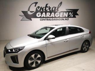 Hyundai Ioniq NORSK BIL/ ALT UTSTYR/ SOLTAK/ SKINN/ 2 SETT HJUL++  2019, 4085 km, kr 264900,-