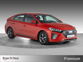 Hyundai Ioniq Teknikk ENDELIG EN HYBRID SOM GIR MENING! NY SERVICE!  2017, 16500 km, kr 219900,-