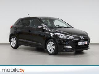 Hyundai i20 1,0 T-GDI GO! DAB/navi/bluetooth/ryggesens  2017, 27500 km, kr 144900,-