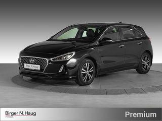Hyundai i30 1,4 T-GDi Teknikkpakke aut HEI HEI SE PÅ MEG !  2018, 26645 km, kr 229900,-